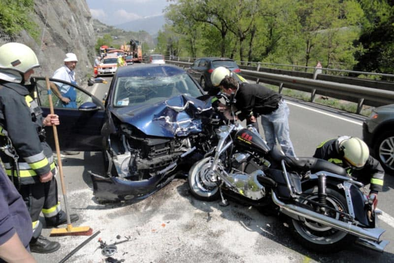 Motorcycle Accident Injury • Attorneys For All