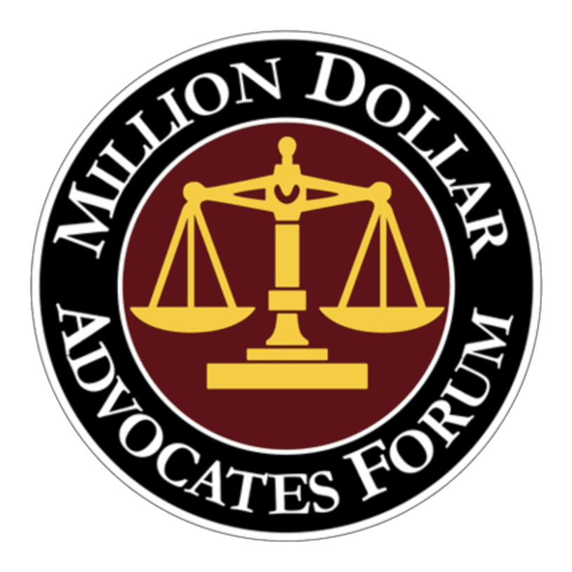Million dollar advocates forum attorneys for all.