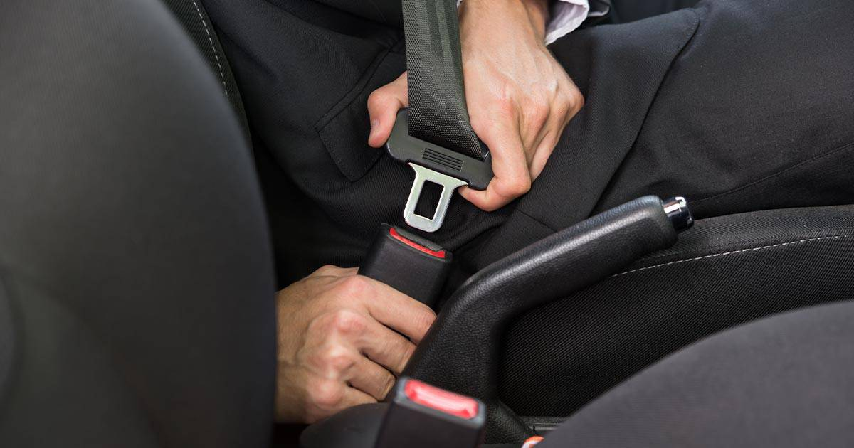 Can I File a Car Accident Claim If I Wasn't Wearing a Seat Belt?